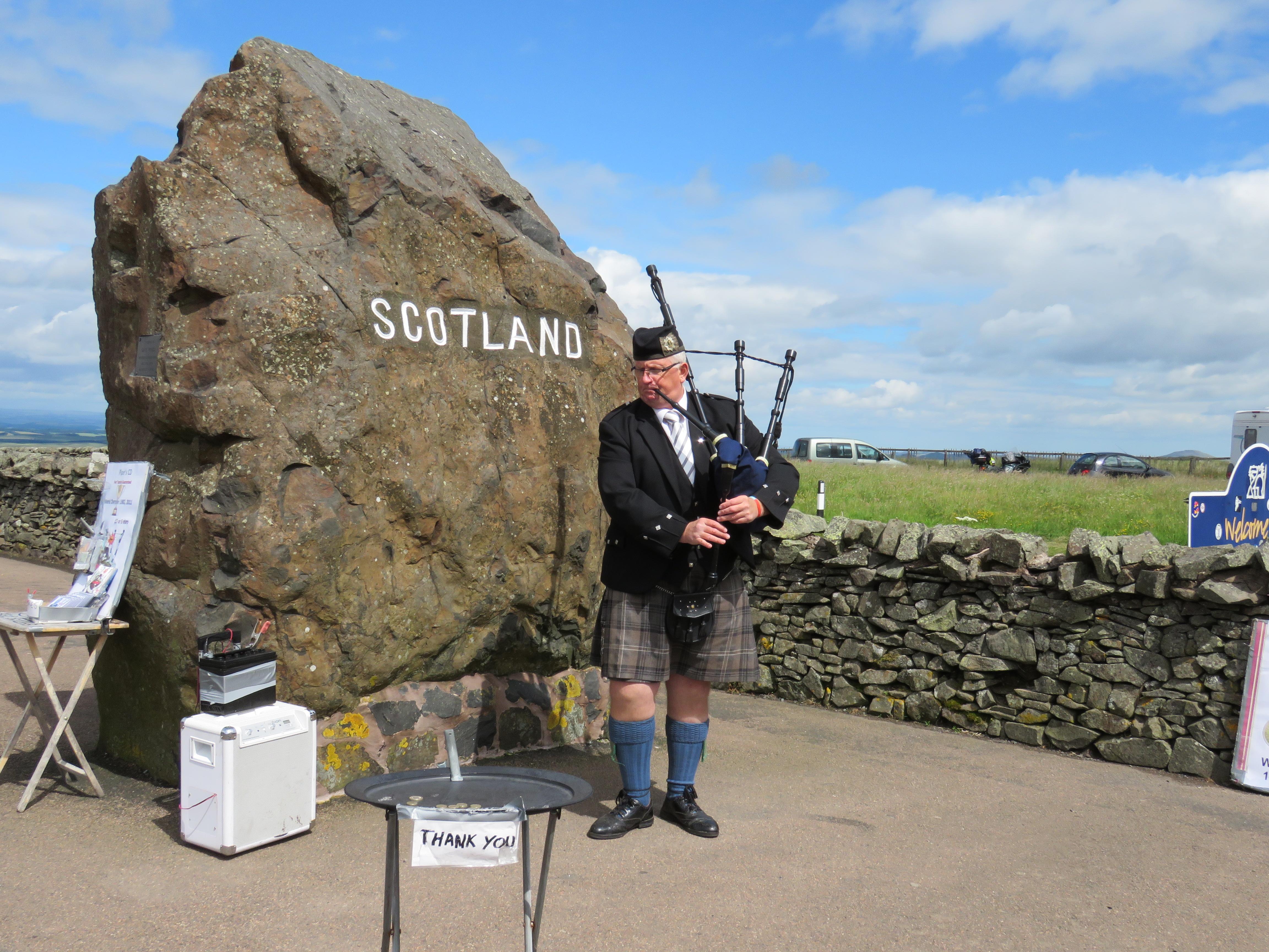 Столица scotland