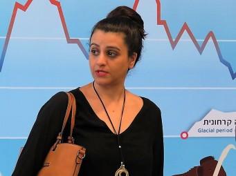 Вэрэд Узиэль, организатор пресс-тура
