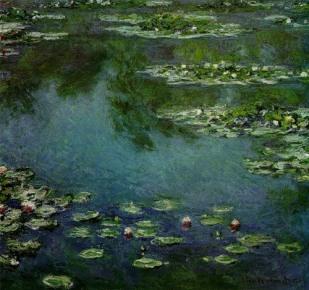 01_Claude Monet - Water Lilies_