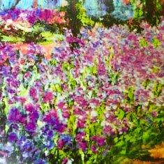 Claude Monet - iris